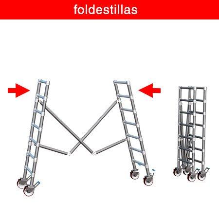 Foldestillas løsninger